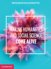 Cover of the book Making Humanities and Social Sciences Come Alive