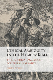 Cover of the book Ethical Ambiguity in the Hebrew Bible