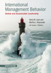 Cover of the book International Management Behavior