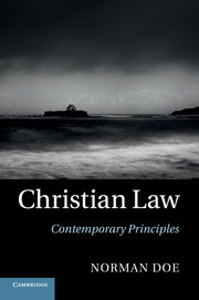 Cover of the book Christian Law