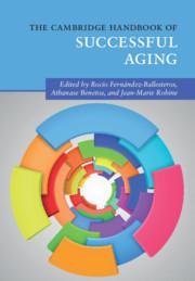 Couverture de l'ouvrage The Cambridge Handbook of Successful Aging
