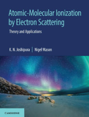 Cover of the book Atomic-Molecular Ionization by Electron Scattering