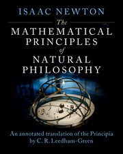 Cover of the book The Mathematical Principles of Natural Philosophy