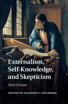 Couverture de l'ouvrage Externalism, Self-Knowledge, and Skepticism