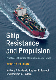 Cover of the book Ship Resistance and Propulsion