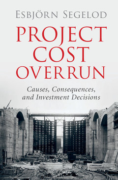 Couverture de l'ouvrage Project Cost Overrun