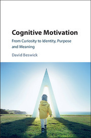 Cover of the book Cognitive Motivation