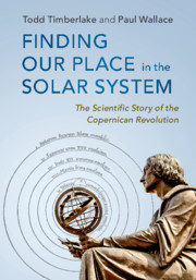 Cover of the book Finding Our Place in the Solar System