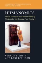 Couverture de l'ouvrage Humanomics