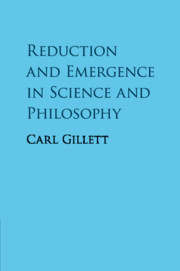Couverture de l'ouvrage Reduction and Emergence in Science and Philosophy