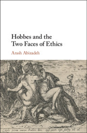 Cover of the book Hobbes and the Two Faces of Ethics