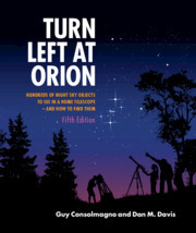 Cover of the book Turn Left at Orion