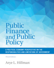 Cover of the book Public Finance and Public Policy