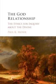 Couverture de l'ouvrage The God Relationship