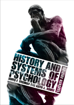 Couverture de l'ouvrage History and Systems of Psychology