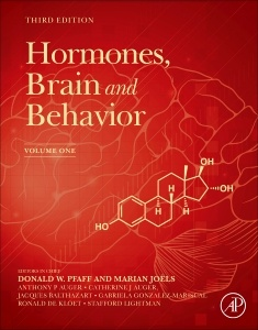 Cover of the book Hormones, Brain and Behavior