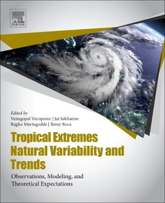 Cover of the book Tropical Extremes: Natural Variability and Trends
