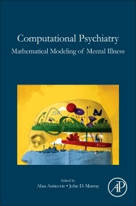 Cover of the book Computational Psychiatry