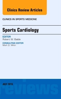 Couverture de l'ouvrage Sports Cardiology, An Issue of Clinics in Sports Medicine