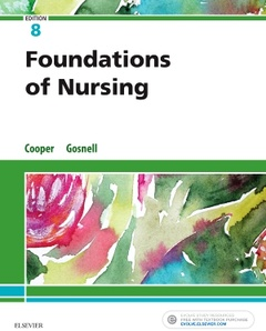 Cover of the book Foundations of Nursing