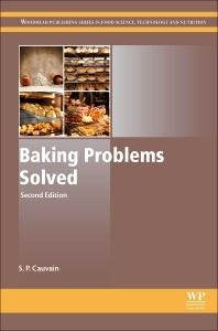 Couverture de l'ouvrage Baking Problems Solved