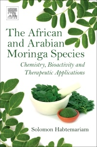 Couverture de l'ouvrage The African and Arabian Moringa Species