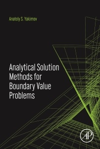 Couverture de l'ouvrage Analytical Solution Methods for Boundary Value Problems