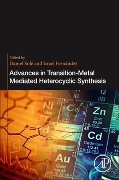 Couverture de l'ouvrage Advances in Transition-Metal Mediated Heterocyclic Synthesis