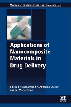 Cover of the book Applications of Nanocomposite Materials in Drug Delivery