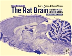Cover of the book The Rat Brain in Stereotaxic Coordinates: Compact