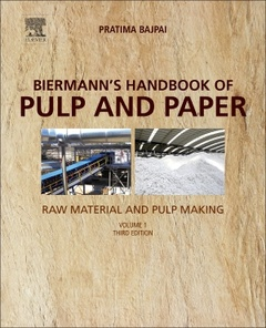 Cover of the book Biermann's Handbook of Pulp and Paper
