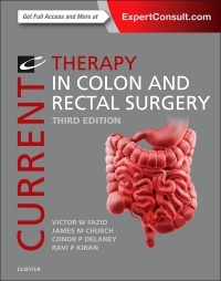 Couverture de l'ouvrage Current Therapy in Colon and Rectal Surgery