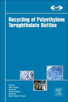 Cover of the book Recycling of Polyethylene Terephthalate Bottles