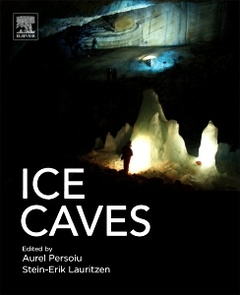 Cover of the book Ice Caves
