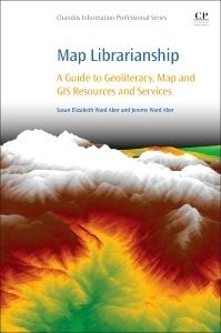 Couverture de l'ouvrage Map Librarianship