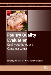Cover of the book Poultry Quality Evaluation