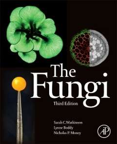 Cover of the book The Fungi