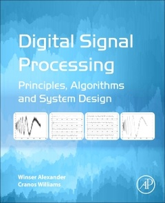 Couverture de l'ouvrage Digital Signal Processing