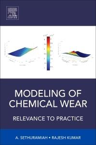 Couverture de l'ouvrage Modeling of Chemical Wear