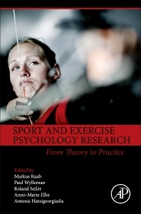 Couverture de l'ouvrage Sport and Exercise Psychology Research