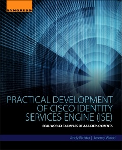 Couverture de l'ouvrage Practical Deployment of Cisco Identity Services Engine (ISE)