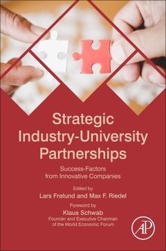 Couverture de l'ouvrage Strategic Industry-University Partnerships