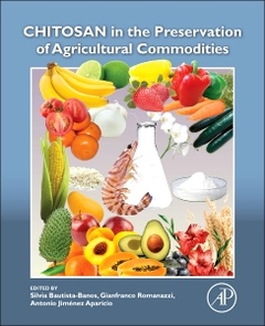 Couverture de l'ouvrage Chitosan in the Preservation of Agricultural Commodities