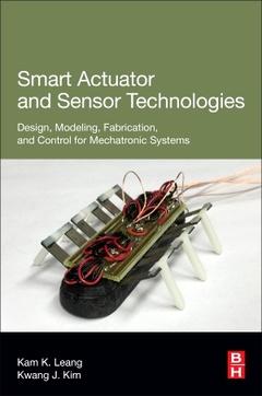 Couverture de l'ouvrage Smart Actuator and Sensor Technologies