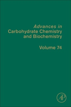 Cover of the book Advances in Carbohydrate Chemistry and Biochemistry