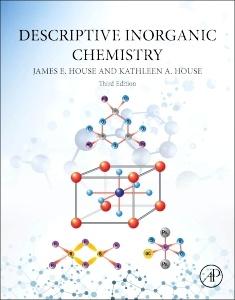 Couverture de l'ouvrage Descriptive Inorganic Chemistry