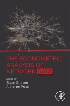 Cover of the book The Econometric Analysis of Network Data