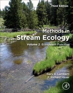 Cover of the book Methods in Stream Ecology