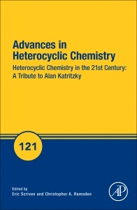 Couverture de l'ouvrage Heterocyclic Chemistry in the 21st Century: A Tribute to Alan Katritzky