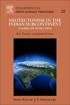 Cover of the book Neotectonism in the Indian Subcontinent
